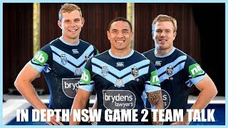NSW ORIGIN GAME 2 IN DEPTH ANALYSIS WITH NRL: IN MY OPINION