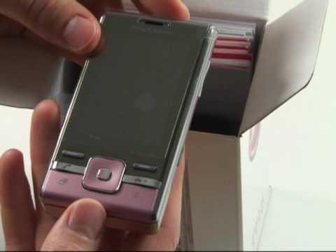 Sony-Ericsson T715 Test Erster Eindruck