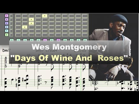 Wes Montgomery Days Of Wine And Roses 1963 Jazz Guitar Solo