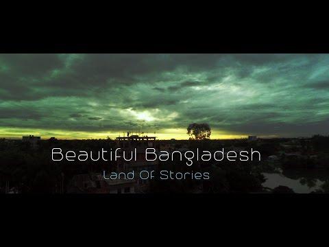 Beautiful Bangladesh - Land Of Stories || Time Lapse || Ruanu's Day || 4K