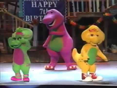 If All the Raindrops (Barney's Big Surprise!)