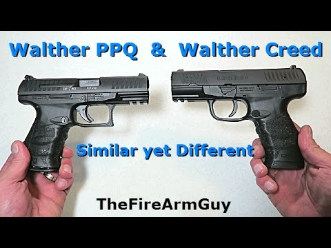 Walther Creed Walther Ppq Similarities Differences