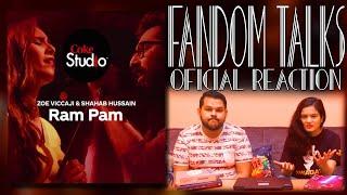 Fandom Talks Indians React To Coke Studio Season 12 Ram Pam Zoe Viccaji Shahab Hussain