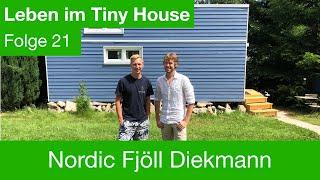 "Tiny House Diekmann ""nordic Fjöll""  / Folge 21"