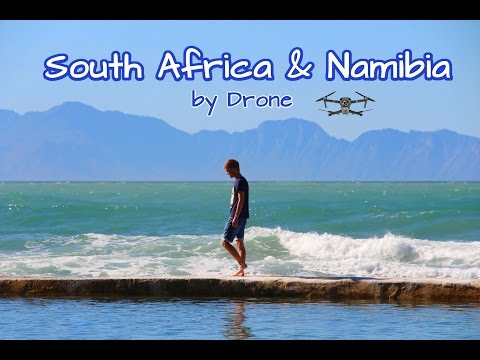 South Africa & Namibia | Travel Video by Drone 🏝️