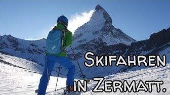 Skifahren in Zermatt