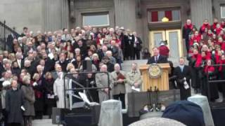Idaho Capitol Rededication - Introductions
