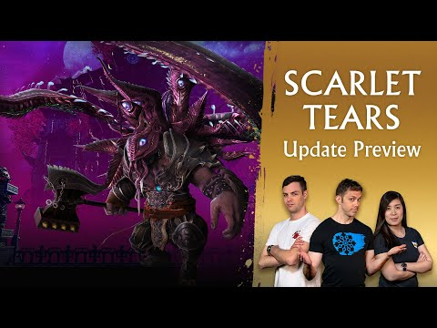 Scarlet Tears Update Preview