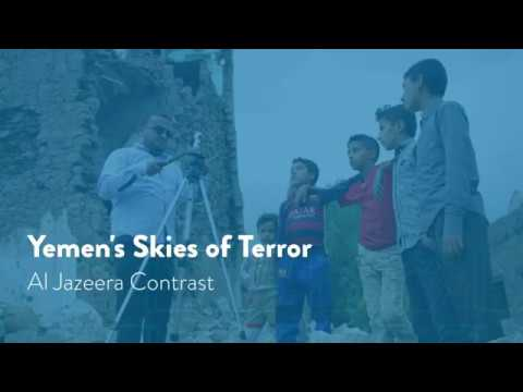 Online News Association: Excellence in Immersive Storytelling Award for Yemen's Skies of Terror