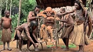 Шокирующий ритуал африканских племён  НЕ ДЛЯ СЛАБОНЕРВНЫХ! 18  mp4