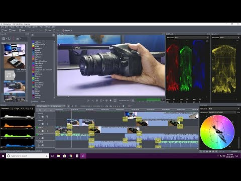 Top 3 Best Video Editing Software For Windows 7,Windows 8(8.1),Windows 10,Mac & Linux 2018(FREE)