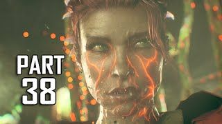 Batman Arkham Knight Walkthrough Part 38 - Ivy Overcharge (Let's Play Gameplay Commentary)