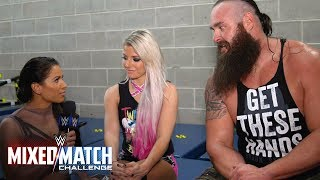 Braun Strowman & Alexa Bliss promise to go all the way in WWE MMC thumbnail