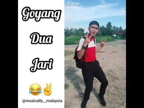 Viral Tik Tok Goyang 2 Jari | Tik Tok Malaysia