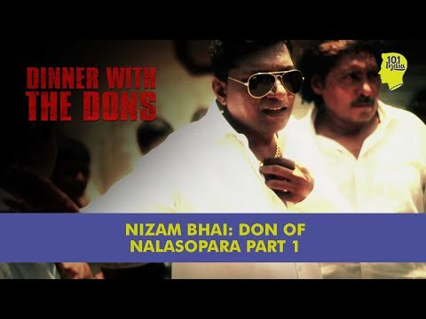 Dinner With The Dons - Nizam Bhai's Street Food Trail - Part 1 | Unique Stories From India