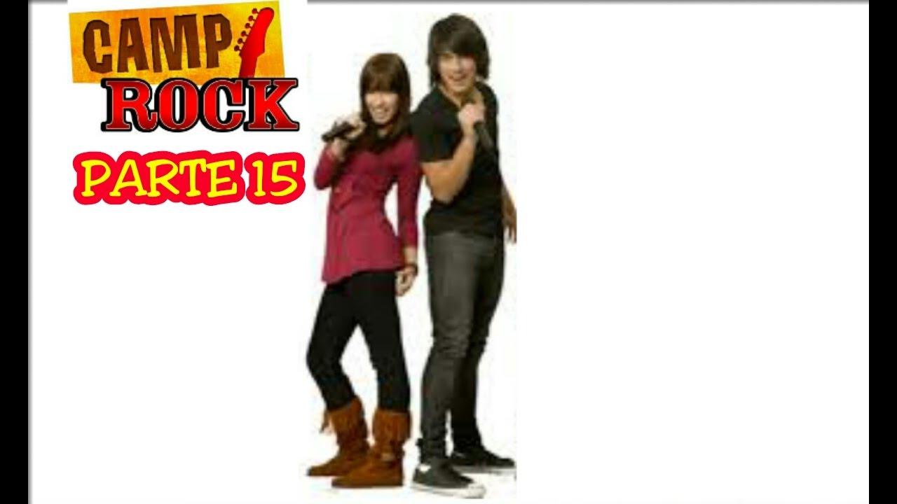Camp Rock Dublado Parte 15 Youtube