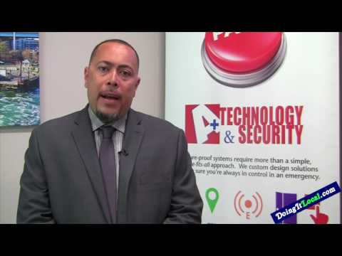 A+ Technology & Security Grand Opening In Bridgeport