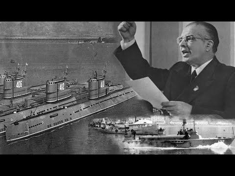 Flota Luftarake Detare gjatë komunizmit - Gjurmë Shqiptare