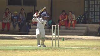 #AngadThakur angad thakur from millennium national school CNA batting 30 apr18 aganst hk bounce B