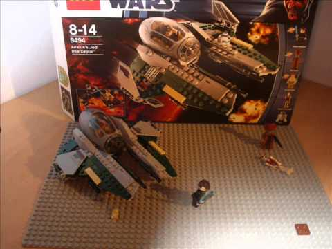 Fotos de naves de lego star wars 57