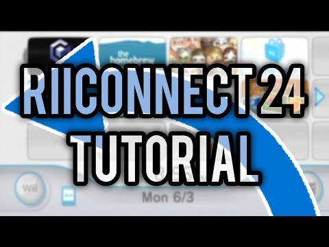 Install RiiConnect24 On The Nintendo Wii (2020 Tutorial)