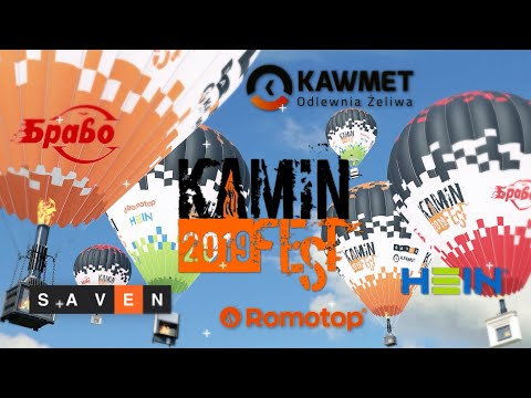 #KAMINFEST2019 – ПОДІЯ РОКУ В СФЕРІ КАМІННОЇ СПРАВИ  KAWMET  БРАВО  ROMOTOP