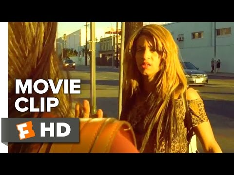 Tangerine Movie CLIP - Drama (2015) - Comedy HD