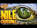 Zoo Tycoon 2: The Aquarium | NILE CROCODILE EXHIBIT (Aquarium Part 9)