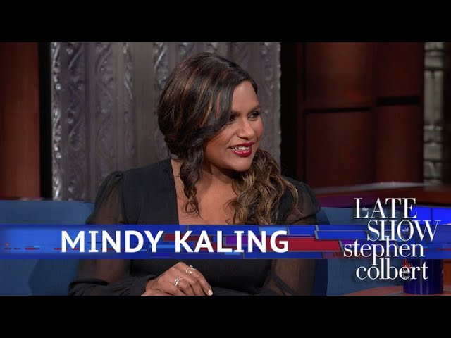 Mindy Kaling Liked Stephen\'s Baby Gift... But Not As Much As Oprah\'s