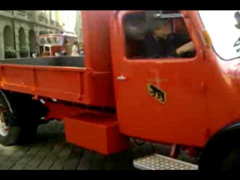 Feuerwehr Oldtimer:- Bern. Fire Trucks of Berne Switzerland