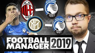 МАТЧИ С ТОПАМИ И ПРОБЛЕМЫ С МАЛИНОВСКИМ  FOOTBALL MANAGER 2019