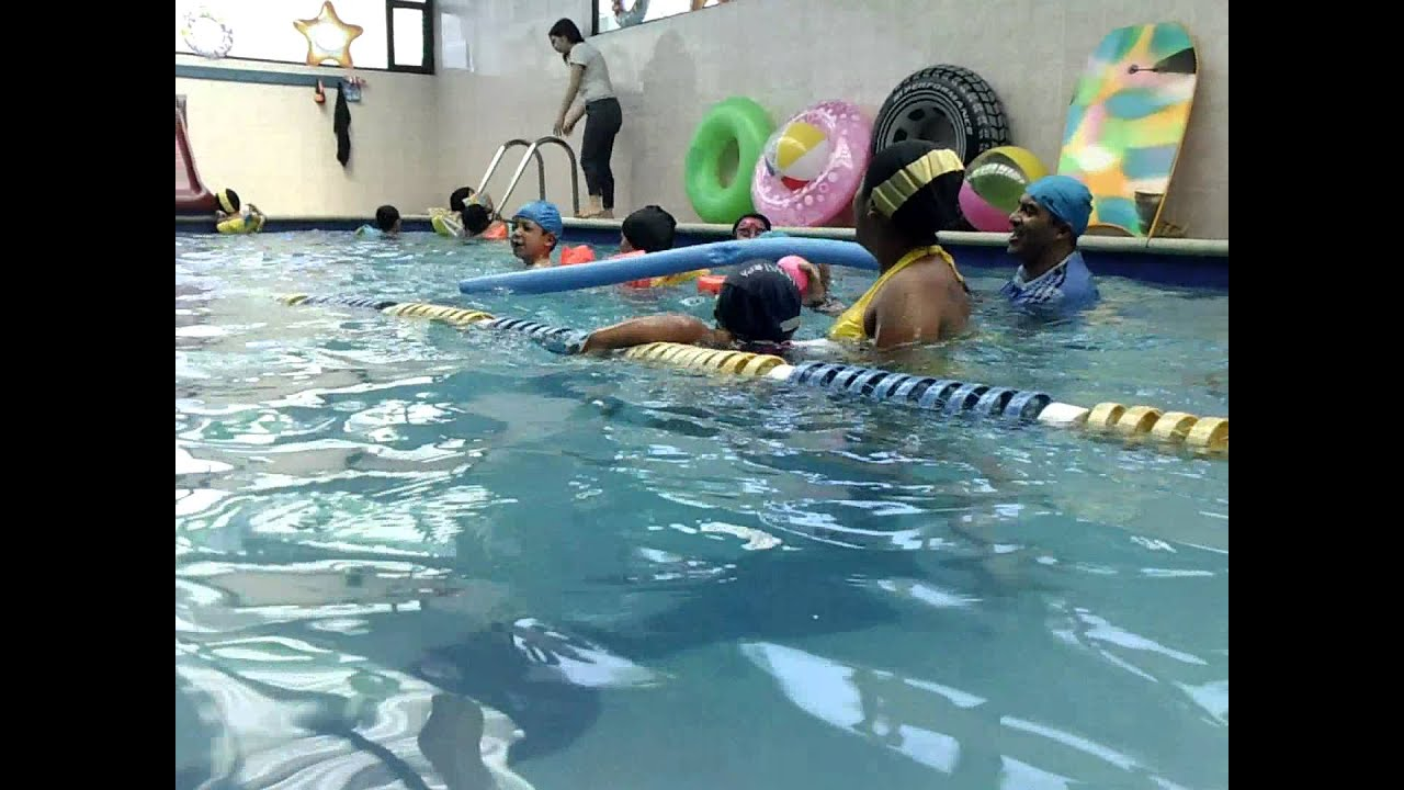4 formas de natacion