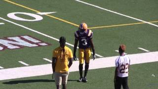 DC3 Football Player does Wobble+