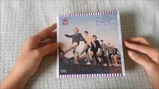 UNBOXING: B.A.P - UNPLUGGED 2014 ALBUM // MLSS