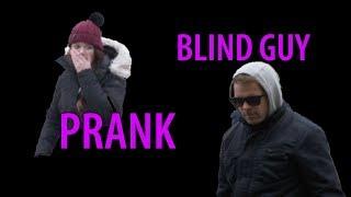 Blind Guy Prank