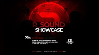06.12 / R_sound Showcase / Zinger Club / Promo