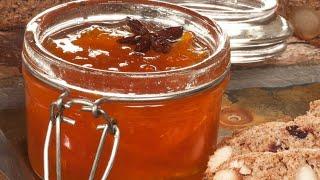 Receta de mermelada de naranja y calabaza - Bruno Oteiza