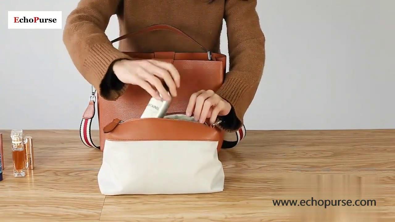 b8e7c0e7ec3 Handmade Leather Bag Production | Handbag For Women With Style - EchoPurse  Review