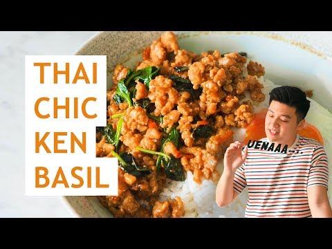 RESEP THAI CHICKEN BASIL - RIUS CAPE NAIK PESAWAT  #KITCHENTAKEOVER - 08
