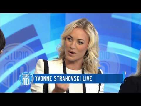 Yvonne Strahovski on Studio 10