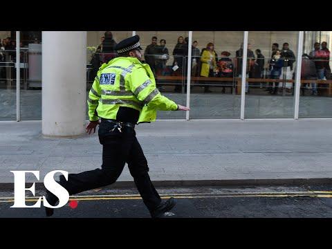 London Bridge news: police respond after stabbing and man shot   BREAKING