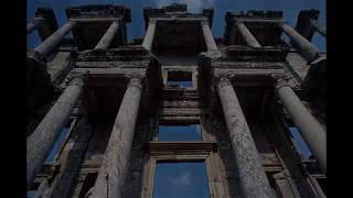 Потрясающая античная библиотека в Эфесе (Турция)