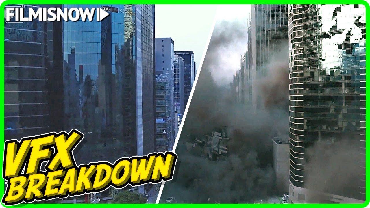 ASHFALL | VFX Breakdown by Dexter Studios (2019)