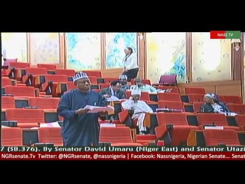 Senate Plenary,19th October, 2017