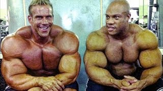 That time when Jay Cutler was Bigger and Beat Phil Heath