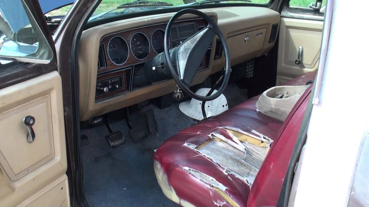 1981 Dodge Ram D 150 Youtube