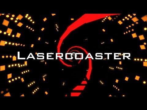 Planet Coaster - Lasercoaster