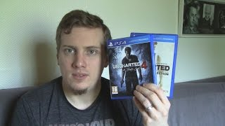 Uncharted 4: A Thief's End & PS4 Trilogy Review