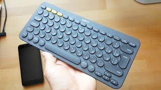 Обзор клавиатуры Logitech K380 для Windows, Mac, Chrome OS, Android, iOS