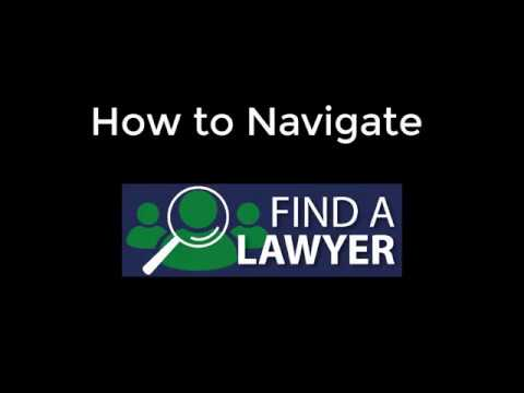 How To Navigate The State Bar Of Georgia's Find A Lawyer Directory